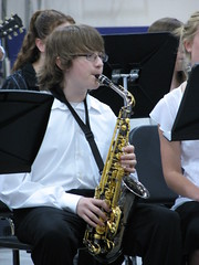 Cory the Sax man