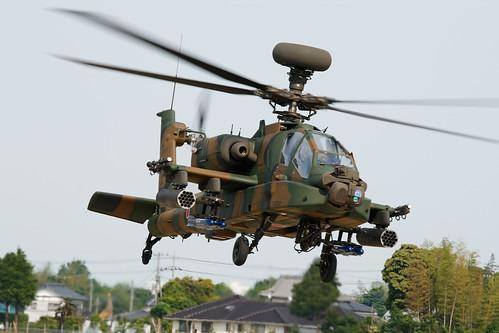ミリタリー戦闘ヘリその3