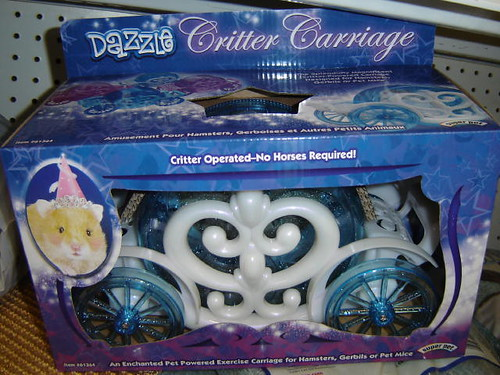 Critter Carriage.