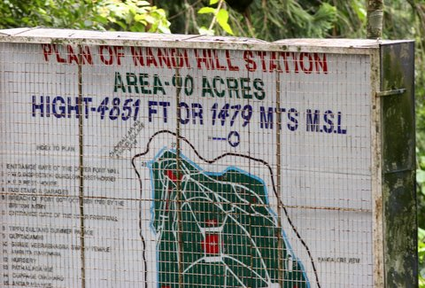Nandi Hills Board 19Jun07