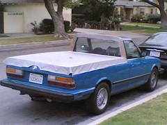 BMW pick-up