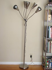 Lamp...or charging stand?