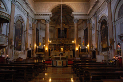 S.Silvestro Interior