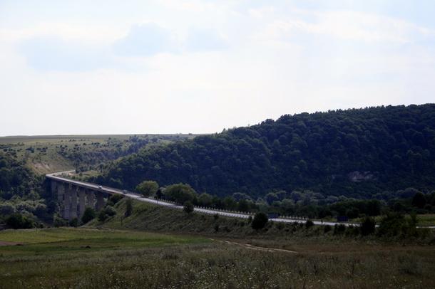 Последний мост перед Гвиздецом