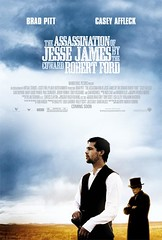 Póster y nuevo trailer de 'The assassination of Jesse James by the coward Robert Ford'