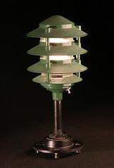 desklamp (r o s e n d a h l) Tags: light lamp make homemade desklamp
