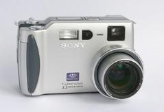 Classic cameras - Sony DSC-S70