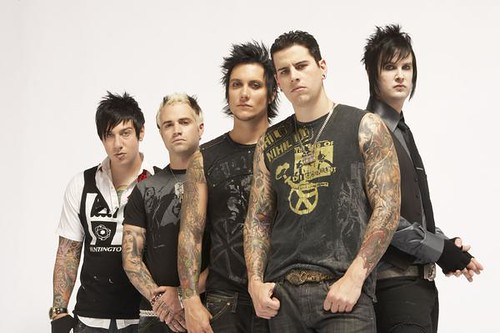 a7x new band photo