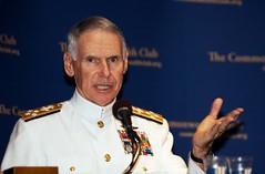 Bush stoppade anfall mot iran