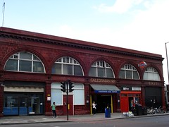 Picture of Caledonian Road Station