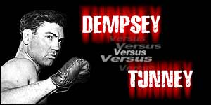 Dempsey vs Tunney
