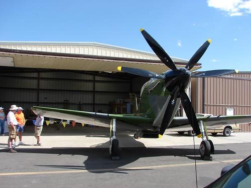 Warbird picture - Martin Baker MB-5