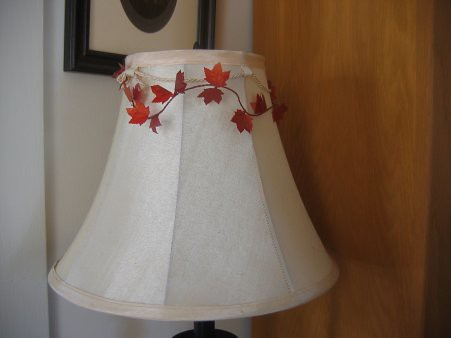 Fall Lamp Sahde