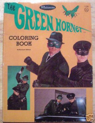 greenhornet_coloring