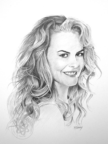Pencil Portrait of Celebrities Drawings of Hollywood Stars
