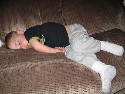 Tired NHL