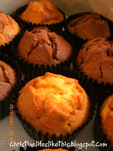 Muffins by Ivy