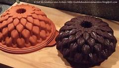 Chocolade roomkaas cake