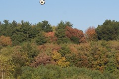 Autumnal Soccer in New Hampshire