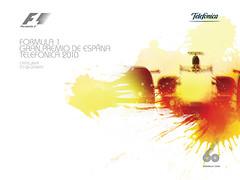 Wallpaper GP Espanha 2010