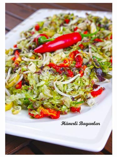 Puteneska - Akdeniz Salatası