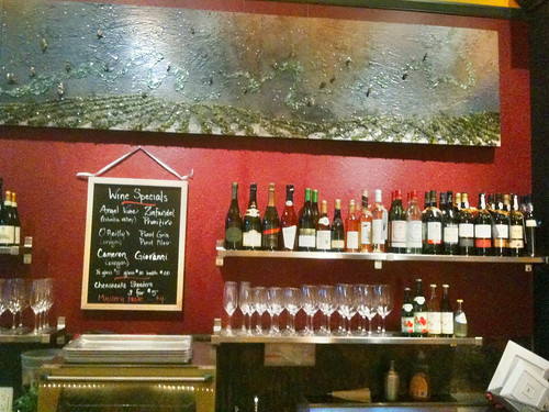 Niche Wine Bar in Vancouver, WA