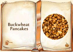 Gluten Free recipes buckwheat pancakes