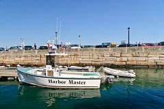 boat barharbor harbormaster