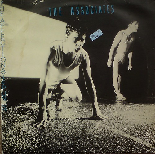 The Associates - The Affectionate Punch | Thrifty Vinyl
