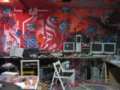 Salle informatique - by romytetue