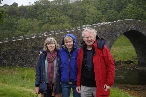 Fiona, Richard and Ruth