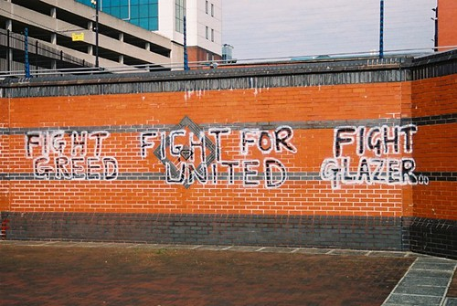 Fight Greed Fight Glazer