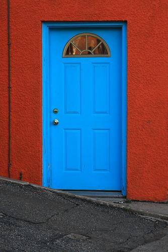 Blue Door 2471