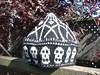 Skull Cone Hat
