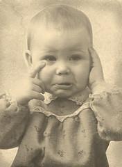 Mimi Cries (Eskimimi) Tags: baby crying minimimi mimichildhoodpics