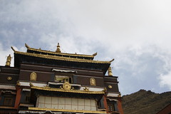 Tibet - Zhaxi Lhunbo temple