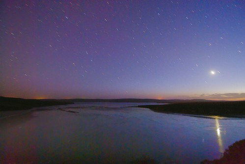 Estero by Starlight, Photography by Harold Davis, All Rights reserved