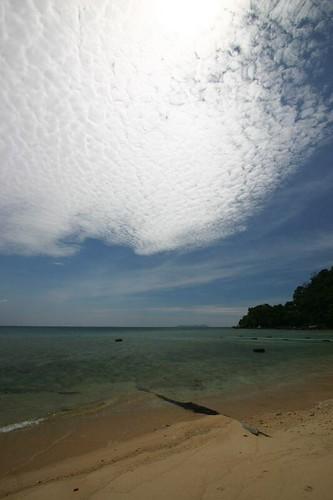 Bunut Beach, Tioman Island