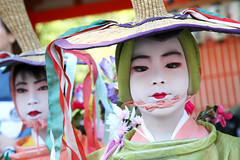 C H I L D R E N: Gion Matsuri (mboogiedown) Tags: summer festival japan kids children japanese interestingness kyoto shrine colorful traditional culture explore gion kansai matsuri soe jinja yasaka i500 lpfestasiapacific