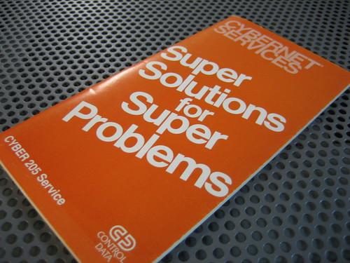 Superproblems