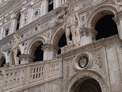 Doges Palace - main stairway