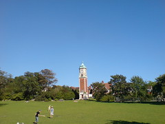 Tower in Queens Park