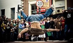 Street Entertainer, Dublin (C) 2007