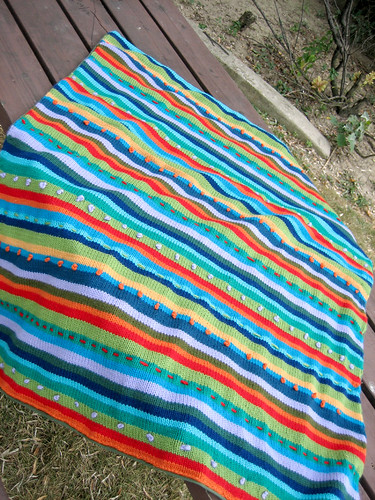 Wild Stripes Blanket