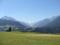 Cesta přes Alpy