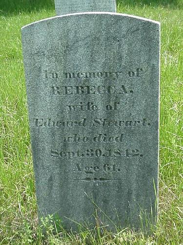 Rebecca NOYES by midgefrazel