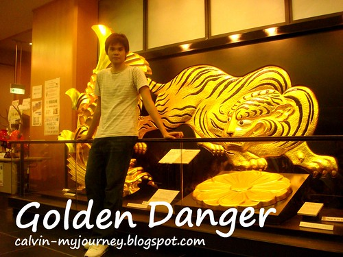 Golden Danger