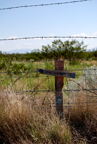 New Mexico Cross
