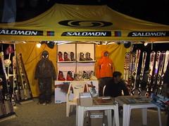 Stand Salomon