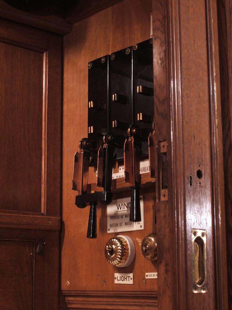 Sir David Salomons House - Welte Philharmonic Organ